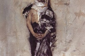 Mariano_Fortuny_Moroccan_Man